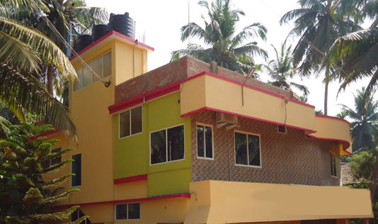 holiday cottages in murdeshwara